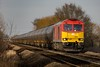 60039 6M00 Humber to Kingsbury (deltic17) Tags: 6m00 humber kingsbury oil oiltrain tanks tankers diesel fuel loco locomotive locohauled heavy freight dbs ews class60 60039