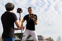 BTS - James Mahler (Ms Becca Photography) Tags: mark wilson james mahler behind scenes color