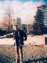 CrossBird_Holga_JW (joannewhiteart) Tags: crossbird holga holga120s crossbird200 rollei crossprocess slidefilm colourtransparency ilovemyholga beautifulfilm ishootfilm ilovefilm vancouver westvancouver ambleside winterbeach myfoxy