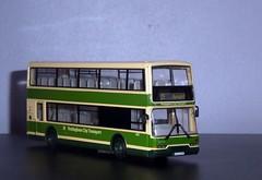 NCT Model Fleet Review V423 DRC (timothyr673) Tags: nottinghamcitytransport modelbus nct bus model