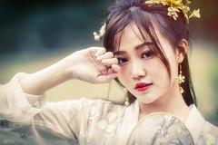 忘憂 (huangdid) Tags: canon canon1dxmark2 p portrait photography hanfu