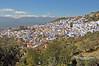 Chefchaouen. General View (Juan C. García Lorenzo) Tags: chefchaouen chaouen morocco marruecos africa áfrica travel viajes nikon nikond90 city ciudad azul blue