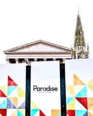 Paradise Birmingham (khrawlings) Tags: paradise birmingham chamberlain square town hall building works redevelopment workinprogress wip triangle board signage