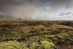 Islandia, Iglesia de Budir. Explore, 01-04-2018 (fdecastrob) Tags: islandia iceland budir d750 landscape