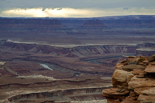 The Colorado River from Murphy Point