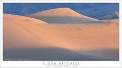Dunes, First Light (G Dan Mitchell) Tags: deathvalley national park mesquite sand dunes morning sunrise first light shadow pattern desert nature landscape california usa north america