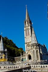 Lourdes 049-A (José María Gil Puchol) Tags: aquitaine basilique catholique cathédrale eau eaumiraculeuse fidèle france josémariagilpuchol lourdes paysbasque pélèrinage religion
