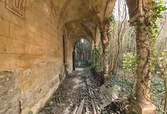 (Kollaps3n) Tags: decay abandonedplaces abandoned abbandono urbex urbanexplorer nikon italy