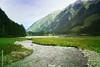 Sölktal (monforklick) Tags: österreich kleinsölk 150schwarzensee sölktal wasser bach berge kühe wald wiese grün 7dwf landscape