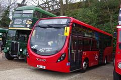 IMGP8966 (Steve Guess) Tags: brooklands weybridge surrey england gb uk bus cobham rally lbpt london museum streetlite wright