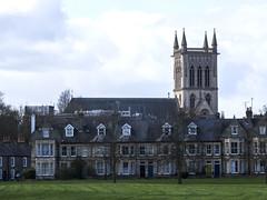St John's Chapel & Park Parade (badger_beard) Tags: city cambridge cambridgeshire cambs south st johns john college chapel george gilbert scott park parade jesus green