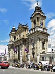 GUATEMALA CITY, GUATEMALA - Cathedral/ ГВАТЕМАЛА (столица) - Собор (El Ruso AG) Tags: гватемала гватемальский guatemala guatemalan guatemalteco centralamerican centralamerica centroamerica центральнаяамерика центральноамериканский