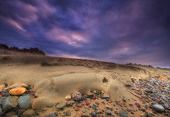 """ MINI DUNE "" (Wiffsmiff23) Tags: southwales porthcawl kenfig sand sanddunes sunrise dune dramatic drama"