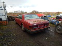 Bentley (Jonny1312) Tags: car bentley killyless scrap rust cullybackey ballymena mckibbinbros