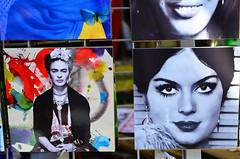 İzmir-Turkey (Betül DOĞAN) Tags: fridakahlo turquia painting picture aroundtheworldinpicture izmir foça turkey türkiye trip y
