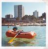 House of Holland inflatable Dinghy (davekpcv) Tags: houseofholland store inflatable boat dinghy magaluf majorca