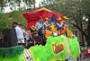Okeanos Float #15 - Nashville (BKHagar *Kim*) Tags: bkhagar mardigras neworleans nola la parade celebration people crowd beads outdoor street napoleon uptown okeanos kreweofokeanos float travel gibson nashville guitar music