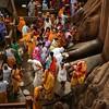 Caption this divine moment captured by @ricardokirkendall⠀ ⠀ जैन धर्म पर सभी प्रकार की जानकारी प्राप्त करने क्लिक करे http://ift.tt/2EsNB44 ⠀ ⠀ #mahamastabhisheka #india #incredibleindia #jainism #jain #god #tirthankar #southindia #shravanbelagola #foot # (Jain News Views) Tags: jainism