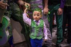 Mini Joker (DavidLabasque) Tags: mini joker portrait enfant face visage sourire smile dc comics villains gotham canon eos 6d 50mm 2017 salon fantastique fantastic convention paris france french boy garçon petit little child kid