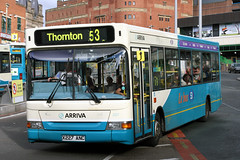 2227 X227 ANC (Cumberland Patriot) Tags: arriva north west england on merseyside in liverpool