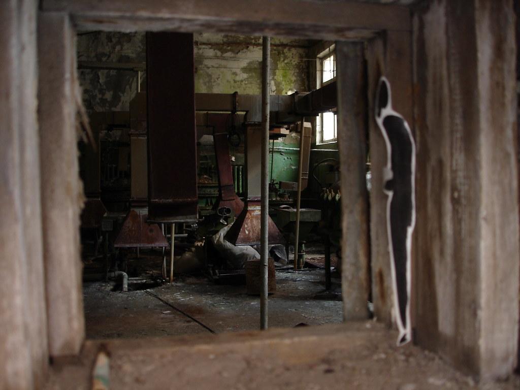 фото: Бывший цех Приборостроительного завода
