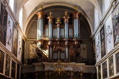 Saint-Pierre des Chartreux (dianemoinet) Tags: orgue organo organ chiesa church église france francia frankreich canon 550d 35mm architecture interior interiore intérieur light lumière luce toulouse tolosa occitanie catholic catholique paysage landscape paesaggio