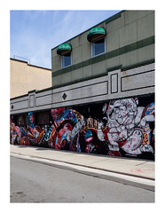 160514_1268_160514 103536_oly_S1_New York (A Is To B As B Is To C) Tags: aistobasbistoc usa newyorkstate newyork roadtrip travel olympus stylus1s color brooklyn williamsburg filmorepl roeblingst sunscreens canopy graffiti streetart urban city cityscape