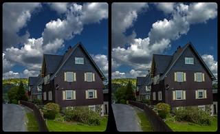 Klingenthal in the Vogtland 3-D / CrossView