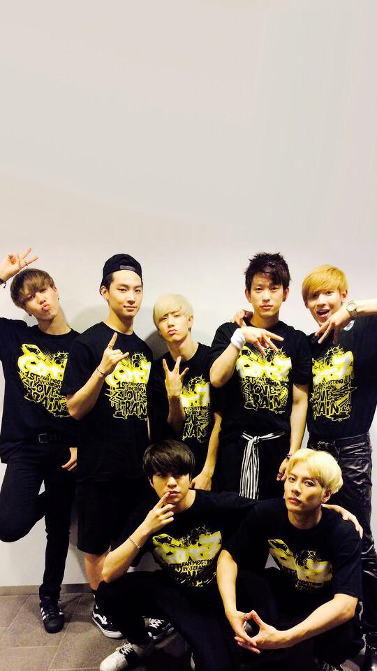 Got7 Wallpaper Tenderpan Tags Kpop Jackson Yugyeom Jaebum Junior Youngjae Bambam