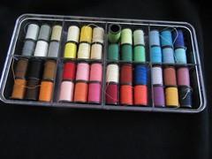 Couleurs - USUT (dommax94) Tags: couleurs usut bobines fils