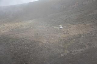 Barranco Camp cleared