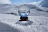 The crystal ball (khan.Nirrep.Photo) Tags: crystal ball snow mountain bleu blue canon canon6d landscape paysage