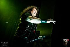 Testament (Damian John) Tags: gig concert music metal deathmetal thrash guitar guitarist drums drumming drummer bass bassist singer singing vocals vocalist damianjohnphoto nikon d500 testament
