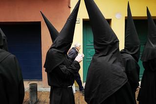 les pénitents noirs