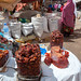 Dates for sale in a market, Woqooyi Galbeed region, Hargeisa, Somaliland