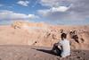 Valle de la Luna (Lucie Chlebiková) Tags: valledelaluna sanpedrodeatacama sand sanddunes sanpedro atacamadesert chile