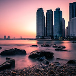 Dongbaek Park - Busan, South Korea - Seascape photography thumbnail