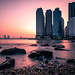 Dongbaek Park - Busan, South Korea - Seascape photography
