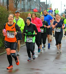 FNK_6398 (Graham Ó Síodhacháin) Tags: sportingeventsuk chathammaritime10k race run runners running athletics chatham stmarysisland medway 2018 creativecommons