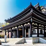 Main Hall of Hase Temple, Kamakura : 鎌倉・長谷寺 thumbnail