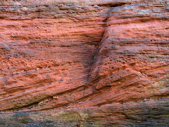 Red Cliffs of Exmouth (Tim Ravenscroft) Tags: cliffs red sandstone exmouth england triassic hasselblad hasselbladx1d