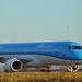 KLM Cityhopper PH-EXE Embraer ERJ 190 ST cn/19000687 @ Taxiway Q EHAM / AMS 16-10-2016