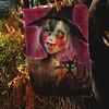 ○● LOCURA DE LA IMAGINACIÓN ●○ (ivethmendez86) Tags: bruja wich ilustración dibujo drawing colors rare creepy creative