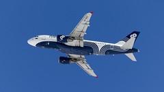 Airbus A319 Aurora VP-BUO (Zhuravlev Nikita) Tags: airbus kamchatka cpotting elizovo uhpp 319 a319 aurora vpbuo