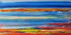 an island in the sun (Peter Wachtmeister) Tags: artinformel art mysticart modernart popart artbrut abstract abstrakt acrylicpaint surrealismus surrealism hanspeterwachtmeister