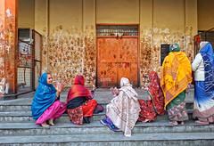 Puja (LornaTaylor) Tags: lornataylor lornataylorphotography taylorimagesca people women puja india payers colour copyright2018lornataylor