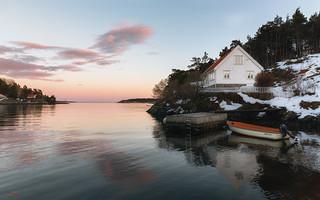 Flødevigen, Hisøya - Arendal