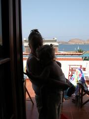 Summer holiday 04054 (mfraser6811) Tags: greece markwarner 2004 summerholiday family toby theo mark sam chris paula gabriel isobel brian maureen