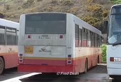 Bus Eireann AD41 (94D33041). (Fred Dean Jnr) Tags: rosslare wexford april2006 buseireann exdublinbus daf sb220 alexander setanta ad41 94d33041