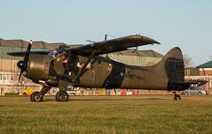 EGVP -  de Havilland Beaver AL Mk1 - XP820 (lynothehammer1978) Tags: egvp aacmiddlewallop armyhistoricaircraftflight dehavillandbeaveralmk1 xp820 thresholdaero